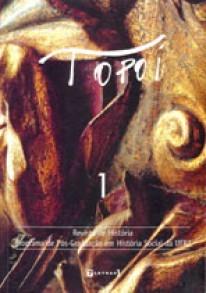 Topoi 1 - Revista de História da UFRJ, livro de Vários
