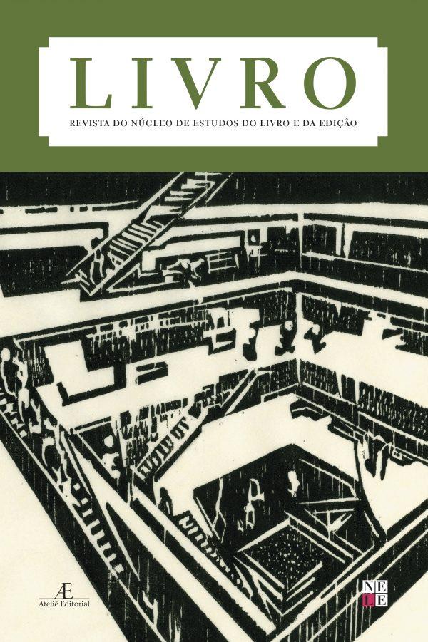 Livro n.6 – Revista do Núcleo de Estudos do Livro e da Edição, livro de NELE