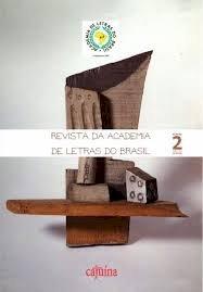 Revista da Academia de Letras no Brasil - Ano 1, nº. 2, jul/dez, 2019, livro de