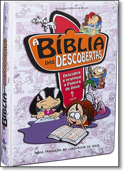 Bíblia das Descobertas, A, livro de SBB - Sociedade Biblica do Brasil