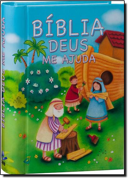 Bíblia Deus Me Ajuda, livro de SBB - Sociedade Biblica do Brasil
