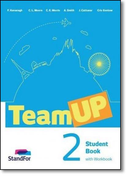 Team Up 7º ano, livro de Vários Autores