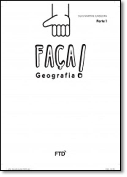 Faça Geografia: 1º ano, livro de Silas Junqueira