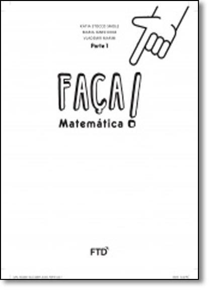 Faça Matemática - 2º ano, livro de Kátia Cristina Stocco Smole