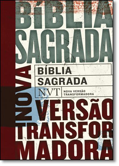 Bíblia Sagrada - Nvt - Tipos Letra Normal, livro de Vários Autores