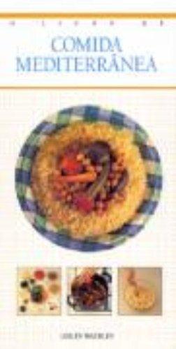 O Livro de Comida Mediterrânea, livro de Lesley Mackley