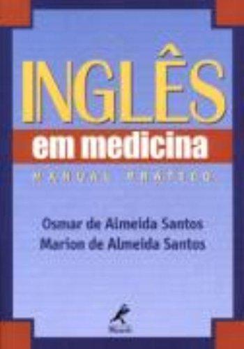 Inglês em Medicina, livro de Almeida
