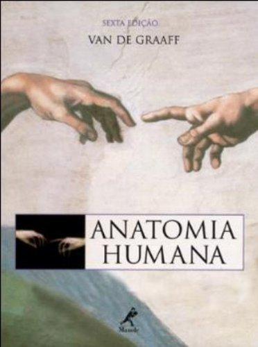 Anatomia Humana, livro de Van de Graaff