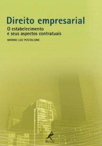 Direito Empresarial, livro de Marino Luiz Postiglione