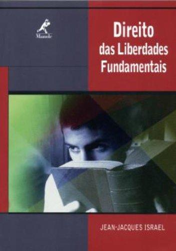 Direito das Liberdades Fundamentais, livro de Jean-Jacques Israel