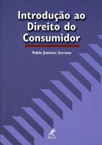 Introdução ao Direito do Consumidor, livro de Pablo Jiménez Serrano