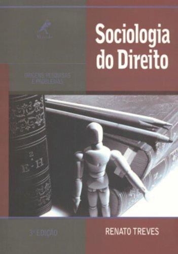 Sociologia do Direito, livro de TREVES