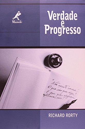Verdade e Progresso, livro de Richard Rorty