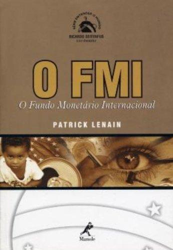 O FMI, livro de Patrick Lenain