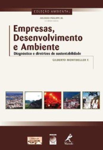 Empresas, Desenvolvimento e Ambiente, livro de Gilberto Montibeller F.