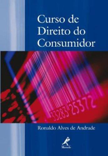 Curso de Direito do Consumidor, livro de Ronaldo Alves de Andrade