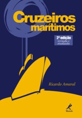 Cruzeiros Marítimos , livro de Amaral, Ricardo