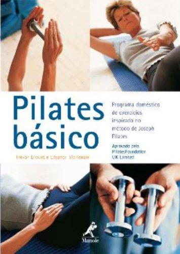 Pilates Básico, livro de Blount, Trevor / Mckenzie, Eleanor