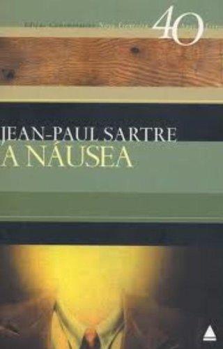 A Náusea, livro de Jean-Paul Sartre