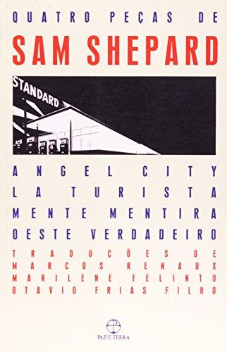 Quatro peças de Sam Shepard, livro de Sam Shepard