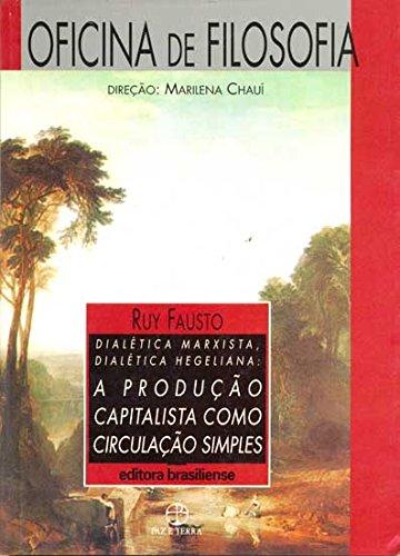 Dialética marxista, dialética hegeliana , livro de Ruy Fausto