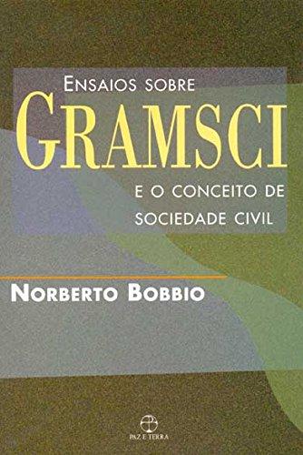 Ensaios sobre Gramsci e o conceito de sociedade civil, livro de Norberto Bobbio
