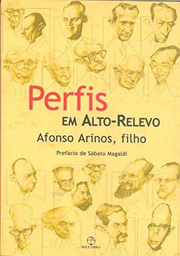 Perfis em alto-relevo, livro de Afonso Arinos Filho