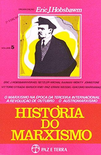 História do marxismo - vol. 05, livro de Eric Hobsbawm