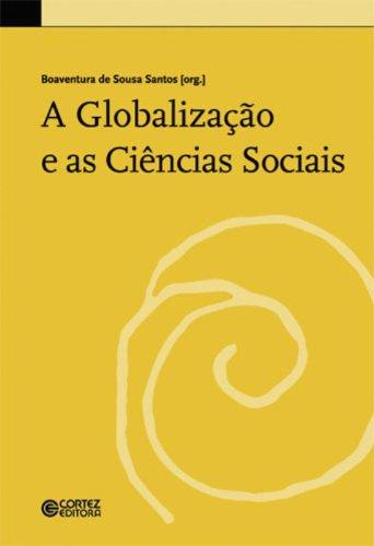 Globalização e as ciências sociais, A, livro de SANTOS, BOAVENTURA DE SOUSA