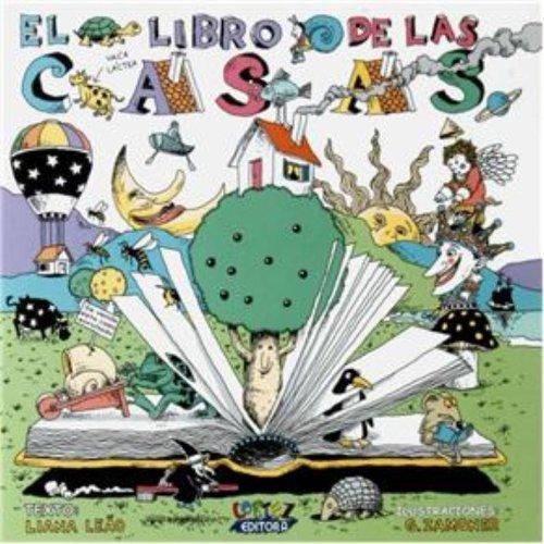 El libro de las casas, livro de LEAO, LIANA