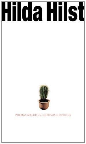 Poemas malditos, gozosos e devotos, livro de Hilda Hilst