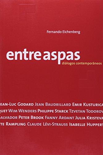 Entre aspas: diálogos contemporâneos, livro de Fernando Eichenberg