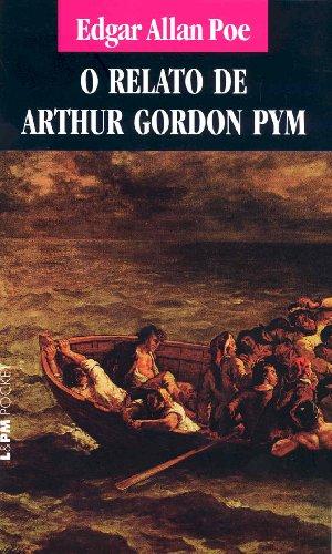 RELATO DE ARTHUR GORDON PYM , O, livro de Edgar Allan Poe