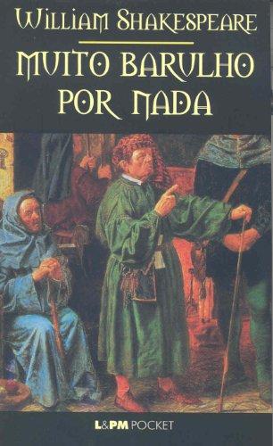 MUITO BARULHO POR NADA, livro de William Shakespeare
