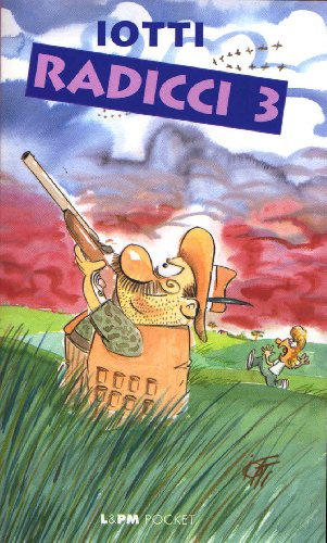 RADICCI 3, livro de Carlos Henrique Iotti