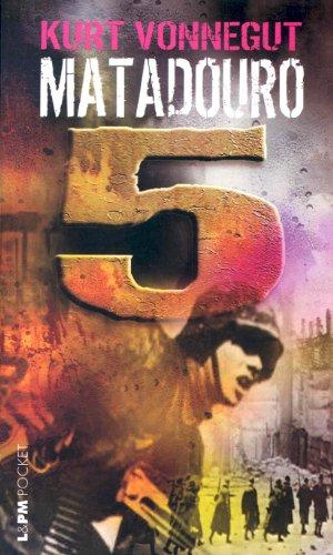 MATADOURO 5, livro de Kurt Vonnegut