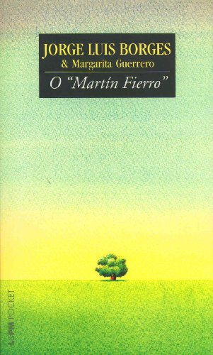 O MARTÍN FIERRO, livro de Jorge Luis Borges