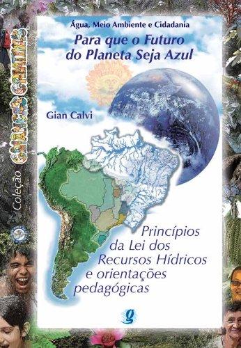 Agua, Meio Ambiente e Vida, livro de Sonia Dias