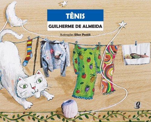 Tênis, livro de Guilherme de Almeida