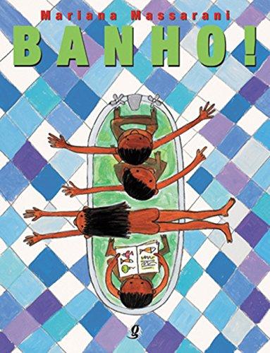 Banho!, livro de Mariana Massarani