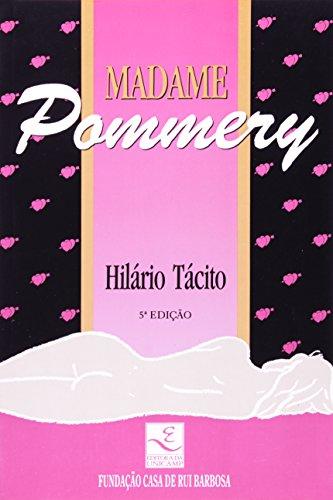 Madame Pommery, livro de Hilário Tácito
