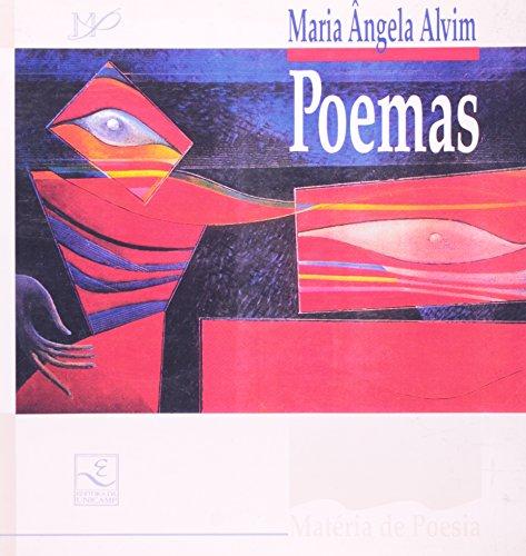 Poemas, livro de Maria Ângela Alvim