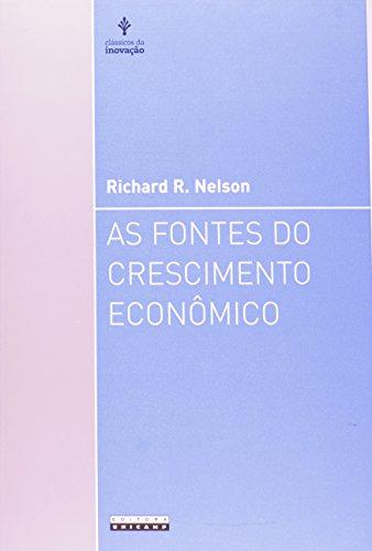 As fontes do crescimento econômico, livro de Richard R. Nelson