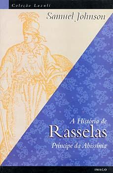 A história de Rasselas - Príncipe da Abissínia, livro de Samuel Johnson