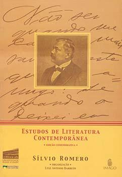 Estudos de literatura contemporânea, livro de Luiz Antonio Barreto, Sílvio Romero