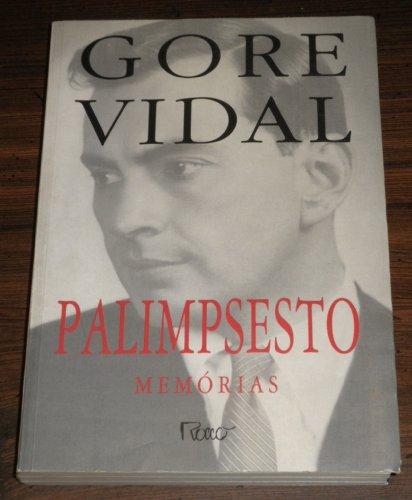 Palimpsesto, livro de Gore Vidal