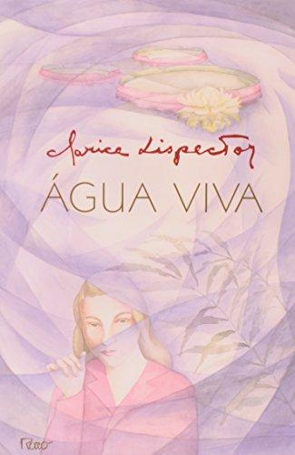 ÁGUA VIVA, livro de Clarice Lispector