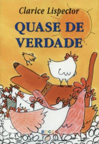 QUASE DE VERDADE, livro de Clarice Lispector