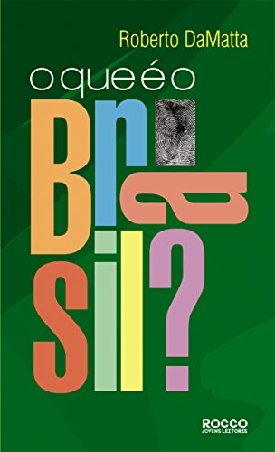 O QUE E O BRASIL?, livro de DAMATTA, ROBERTO