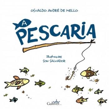 A Pescaria, livro de Osvaldo André de Mello